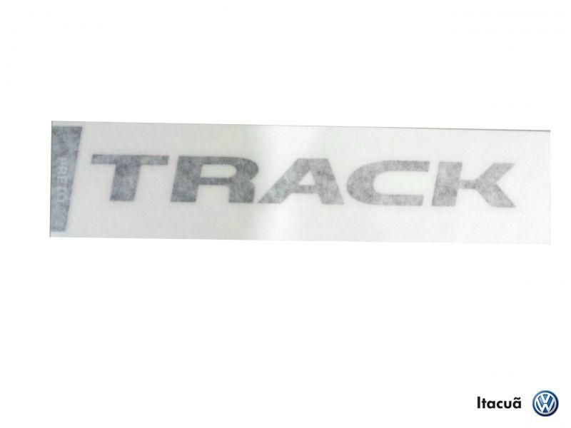 ADESIVO TAMPA TRASEIRA TRACK GOL G6