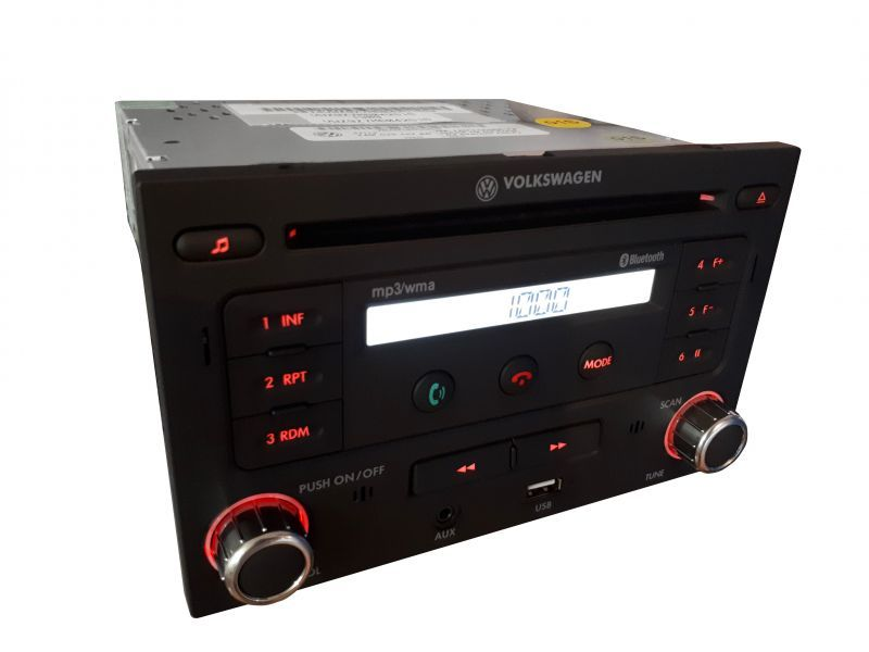 RADIO CD MP3 USB