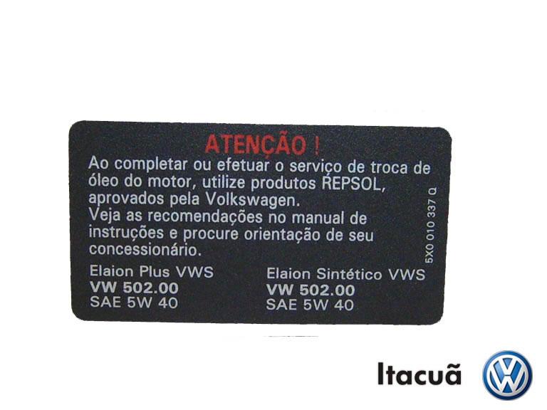 ETIQUETA DE I
