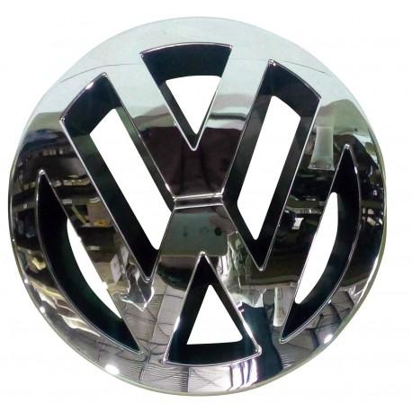 EMBLEMA VW (CROMOPRETO) DIANTEIRO