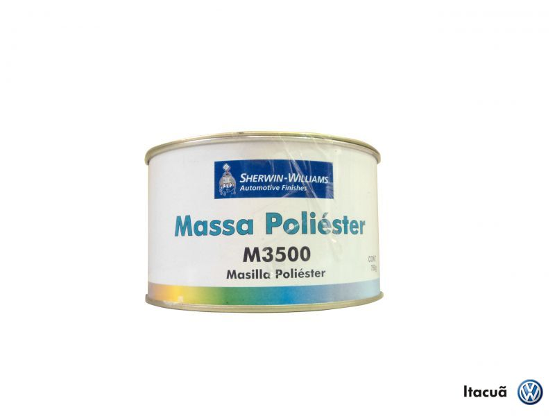 MASSA POLIESTER M3500 SHERWIN WILLIAMS